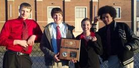 News Briefs:  Debate wins regional tournament, looks forward to state meet in January