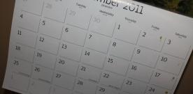 Features:  Odd holidays fill December
