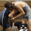 Sports: Wrestling ends on a high note