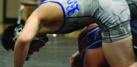 Sports:  Wrestlers start season of 4A wrestling