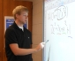 Features: Geiber joins Rock Creek staff as new math teacher