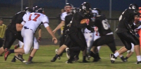 Sports:  Football season ends with loss to Riley County