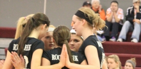Sports:  Volleyball ends season in Class 4A sub-state play