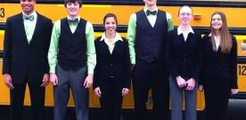 News:  Debate team places third in four-speaker regionals