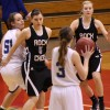 Sports:  Girls basketball end mid-season tournament in fourth place