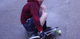 Features:  Juniors bring longboarding to Rock Creek