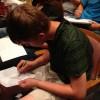 News:  Journalism students begin year by attending workshops
