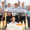 News:  Students compete in RC Club monster volleyball tournament