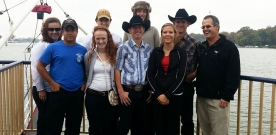News:  FFA officers attend national convention in Kentucky