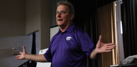 News:  Student Council invites KSU band director to speak to student body
