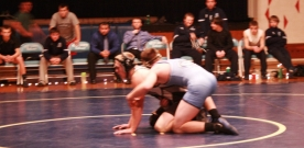 Sports:  Wrestling begins season with strong performances