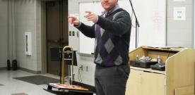 News:  Rock Creek hosts K-State student teachers