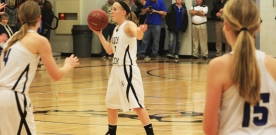 Sports:  Girls basketball plays through growing pains