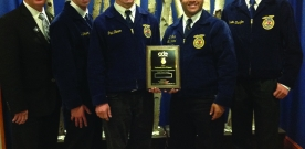 News: FFA attends national convention in Kentucky