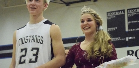 Features: Eight seniors selected for Winter Homecoming court