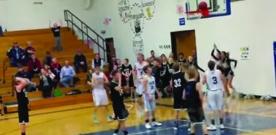 Sports: Junior high boys basketball team earns national fame