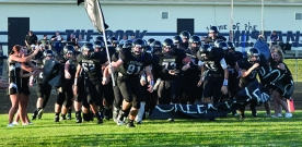 Sports:  Football team finishes season with 3-6 record
