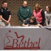 Sports: Senior signs with Bethel College for cheerleading