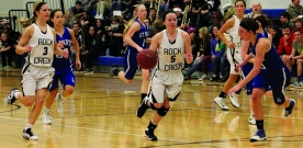 Sports: Girls basketball starts out rough, but hopes to improve