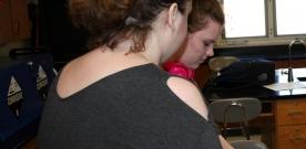 Features: Seven student teachers join Rock Creek for second semester