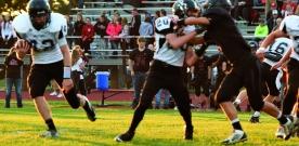 Sports: Senior football player selected to Shrine Bowl team