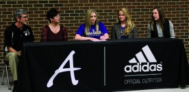 Sports: Two more seniors sign with colleges to continue athletic careers