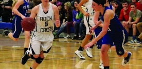 Sports: Winter sports teams reach middle of season