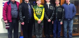 News: Bissen, Miller take fourth at state debate tournament