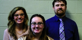 Features: Three student teachers join Rock Creek staff