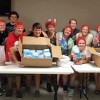 News: Chick-fil-A leaders and NHS complete service projects during year