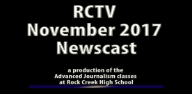 Videography: RCTV November 2017 Newscast