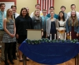 News: Nine students inducted into National Honor Society