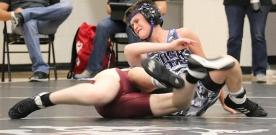 Sports: Wrestling team sees improvements in first weeks of season