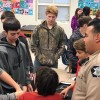 News:  Rock Creek sponsors Career Day for junior high students
