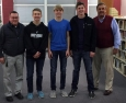 News:  Junior class excels at WorkKeys test