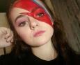 Features:  Freshman displays love of makeup on Instagram
