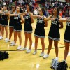 Sports:  Cheer team adds new members as winter sports start