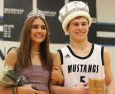 News:  Winter Homecoming king and queen crowned on Feb. 1