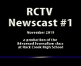 Videography: RCTV 2019-2020 Newscast #1
