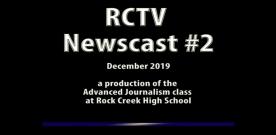 Videography: RCTV 2019-2020 Newscast #2