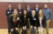 News:  Seven FBLA members competed at districts