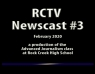 Videography: RCTV 2019-2020 Newscast #3