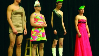 News: Student Council sponsors first Mr. Rock Creek pageant