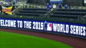 Sports: Staff, students witness Royals in World Series