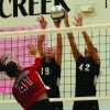 Sports: Volleyball team ends season at sub-state