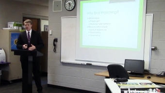 News: Seniors complete Exit Project presentations in the spring