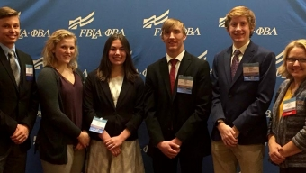News: FBLA students attend conference in St. Louis