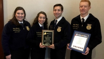 News: FFA competes at national convention in Indiana