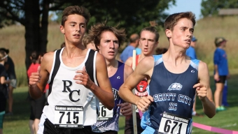 Sports: Fall athletic teams finish seasons