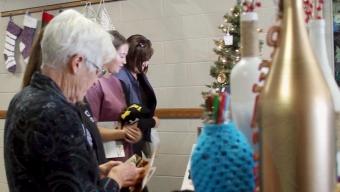News:  Yellow Ribbon Group sponsors craft fair in December